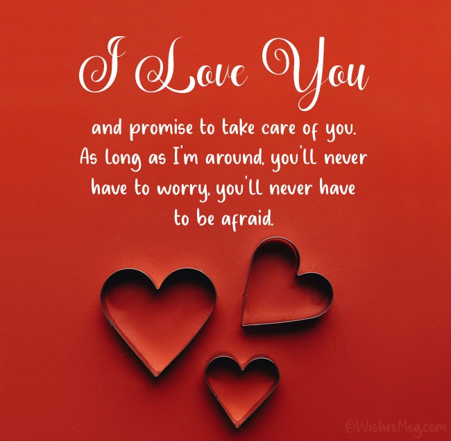 100 Romantic Love Messages For Wife Wishesmsg