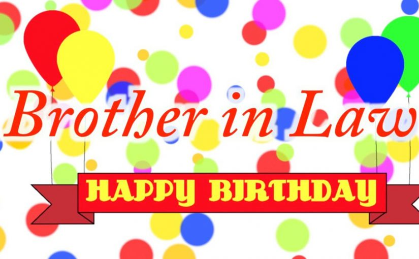 Birthday wishes for brother in law birthday messages wishesmsg happy birthday wishes for brother in law bday messages quotes m4hsunfo