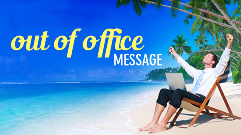 Funny Out Of The Office Messages & Emails Replies