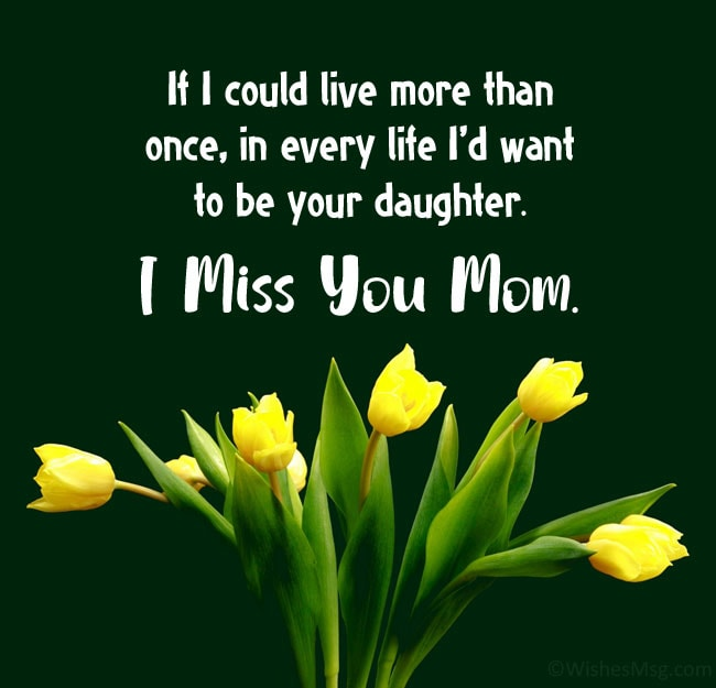 mother death anniversary quotes from daughter