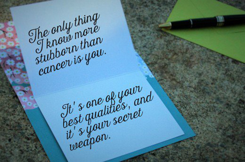 Inspirational Messages For Cancer Patients - WishesMsg