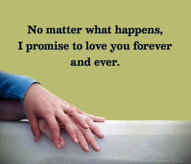 promise message