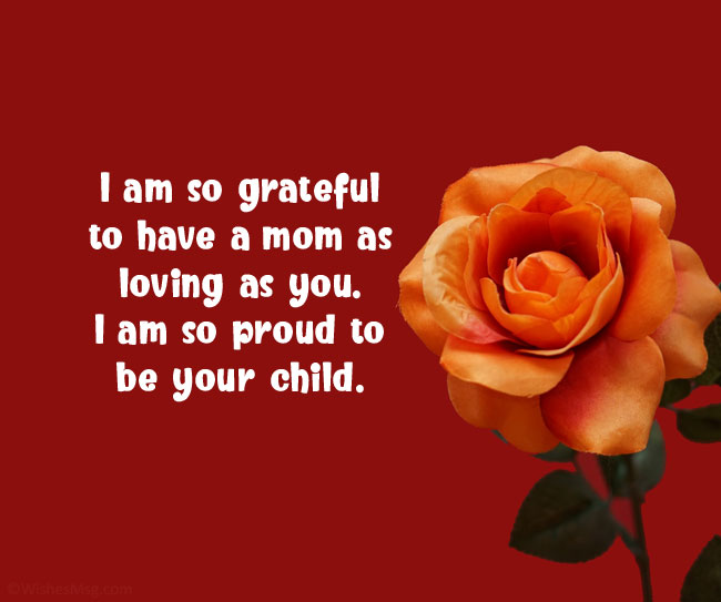 thank you mother quotes