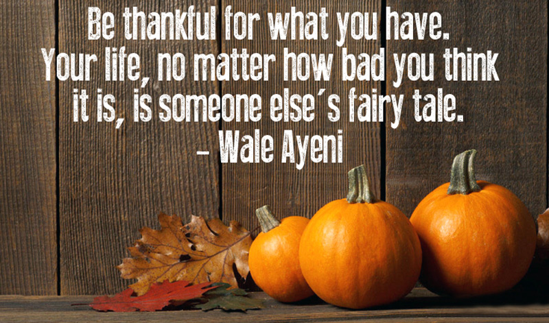 thanksgiving quote wishes and messages