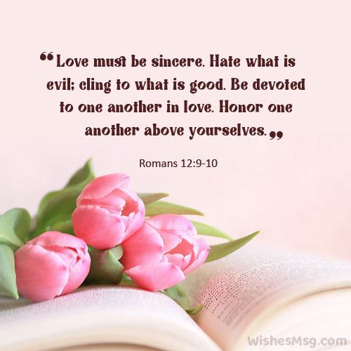verse about love