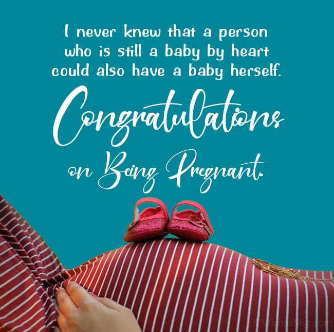 what to write in a maternity card funny
